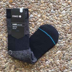 Stance Underwear & Socks - Stance Foundation Classic Crew Black Medium 6-8.5